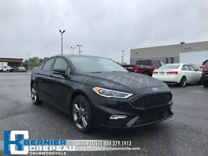 2017 Ford Fusion V6 Sport **AWD, TOIT, GPS, CAMERA, FULL EQUIPE*