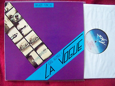 Serge Blenner's La Vogue - Magazine Frivole     Top Sky Rec. LP
