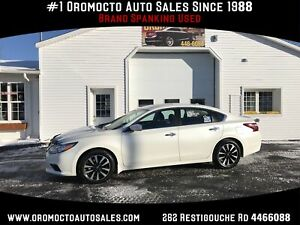 2018 Nissan Altima 2.5 SV WINTER TIRES INCLUDED