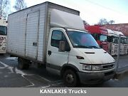 Iveco Daily 35C13 Koffer 4.30m Klima