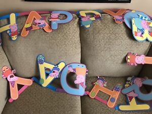 PEPPA PIG BIRTHDAY DECORATIONS
