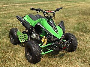 2013 Gio Rebel ATV 110cc For Sale