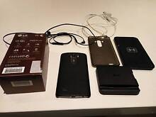 LG G3 SPACE GREY ($300) + SPARE BATTERY AND ACCESSORIES!! Parramatta Parramatta Area Preview