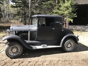 1928 Model A Coupe Hot Rod