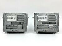 22840414 2x New OEM 13-16 GMC Acadia Xenon HID Headlight Valeo 7G Ballast pn