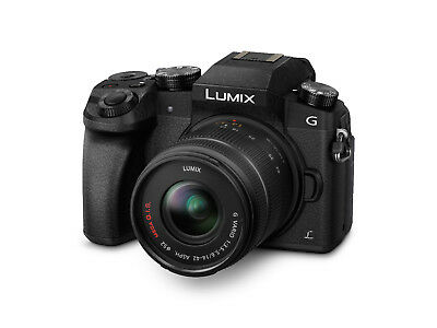Panasonic Lumix DMC-G70 + Objetivo 14-42mm