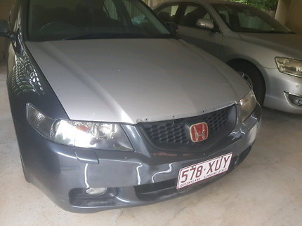 Honda Accord Euro Bonnet