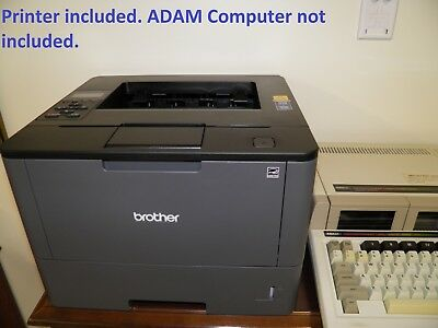 Brother HL-L5000D Business Laser Printer for the Coleco ADAM Computer System - Laser Business Systems