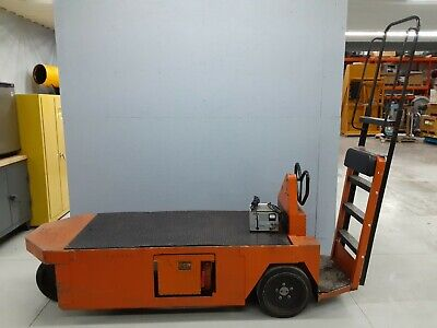 Taylor Dunn Electric 24v Cart Stock Chaser Sc 175 1175 Burden Carrier W Charger
