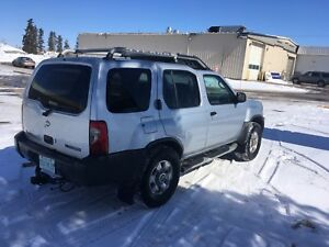 Nissan Xterra 4x4 For Sale