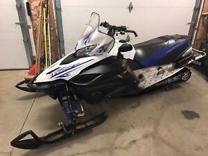 2009 Yamaha RS Vector LTX with accessories