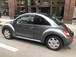2006 VW Beetle Diesel
