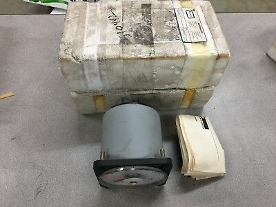 New No Box General Electric 0-20amp Panel Meter 103131lsng