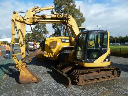 CAT Caterpillar 308CSR Knuckle Boom Hydraulic Excavator Sydney City Inner Sydney Preview