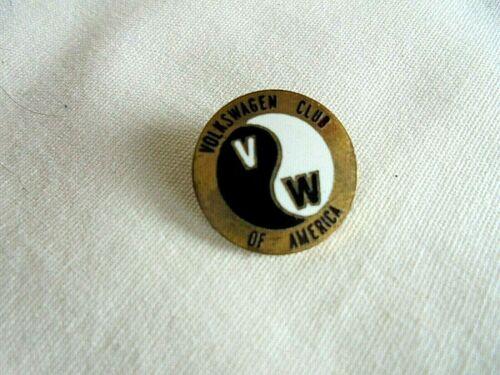 Vintage Volkswagen Club of America Enamel Membership Pin