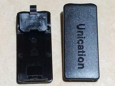 1 UNICATION G1 Spring Loaded Belt Clip (Black) - BRAND NEW - Authorized Dealer