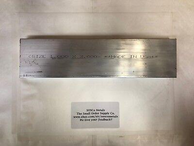 1 Piece 1 X 3 6061 Aluminum Extruded Bar 12 Long Plate Stock
