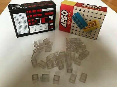 Vintage Lego System set 222 Clear , Brand new -  Excellent condition circa 1960