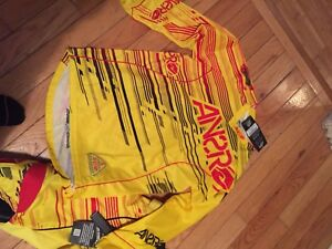 BRAND NEW answer racing mx jersey and pants