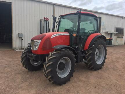 Demo, used McCormick 110Hp Tractor Clearance 22hrs