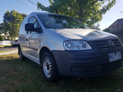 2007 Volkswagen caddy 5sp manual turbo diesel Dallas Hume Area Preview