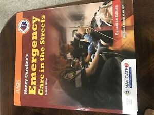 nancy carolines emergency care in the streets 8th edition workbook
