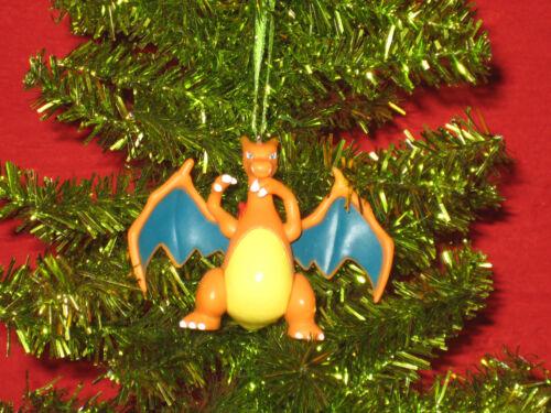 Charizard Pokemon Christmas Figurine Ornament