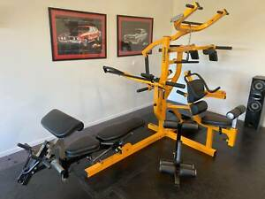 powertec home gym  gym  fitness  gumtree australia