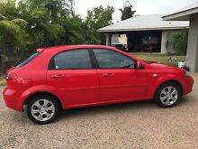 Holden Viva Hatchback Darwin City Preview