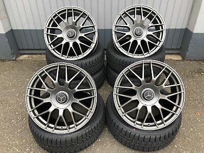 17 Zoll MW07 Felgen für Mercedes E Klasse W212 W213 C238 Coupe Cabrio T-Modell