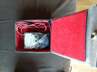 Triplett Bell System 310-tel Vom Hand Held For Telco Wleather Case Type Ii 2
