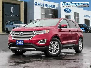 2015 Ford Edge SEL FWD w/NAVIGATION AND TECH PKG