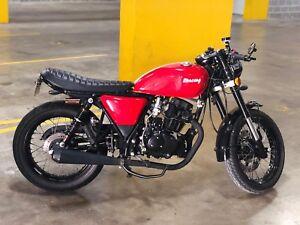 2015 Sol Invictus Mercury 250cc