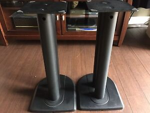 Pair of S26 Paradigm speaker stands in excellent condition.