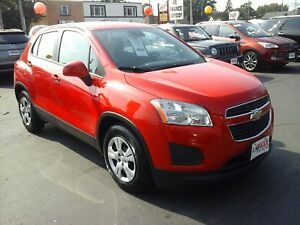 2015 CHEVROLET TRAX LS- BLUETOOTH, POWER LOCKS & WINDOWS, POWER
