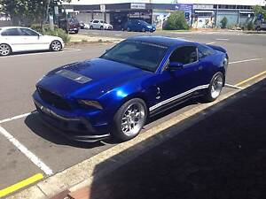 2014 Ford Mustang Coupe GT500 Shelby Wide Body Mount Mellum Caloundra Area Preview