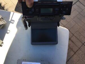 Acura MDX DVD system