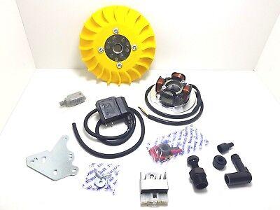 00004.22 Ignition Parmakit Yellow 0,9KG Cone 20 Piaggio Vespa Pk XL 50