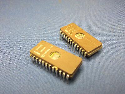 Qty-1 D2708l Intel 24-pin Cerdip Eprom Vintage 1979 Last Ones Uos