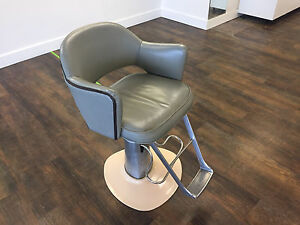 Stylist / barber chair.