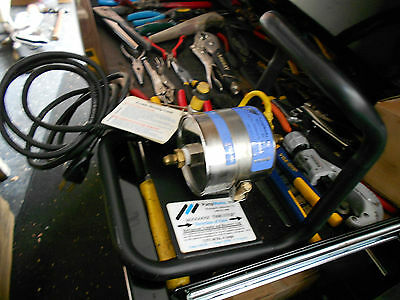 Mongoose Thruster Small Appliance Refrigerant Recovery System - Ships Free