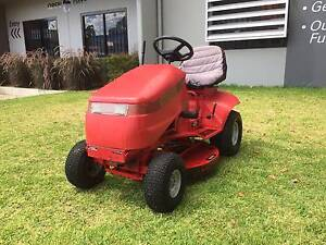 USED COX STOCKMAN RIDE ON LAWN MOWER North Richmond Hawkesbury Area Preview