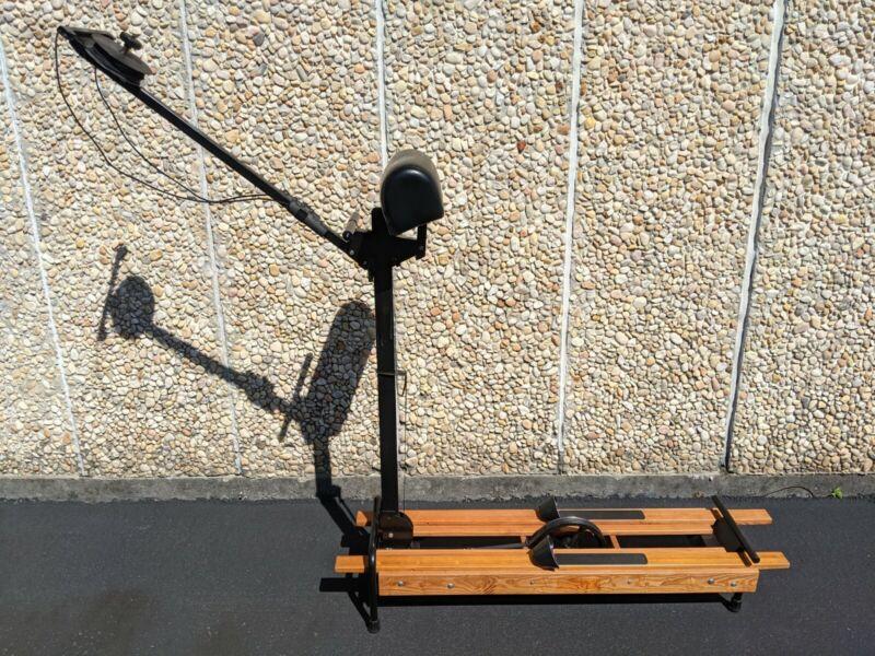 Nordic Track Sequoia Skier Ski Exercise Machine Total Body Workout
