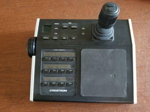 CRESTRON C2N-CAMIDJ Digital Joystick Pan-Tilt-Zoom Camera Controller