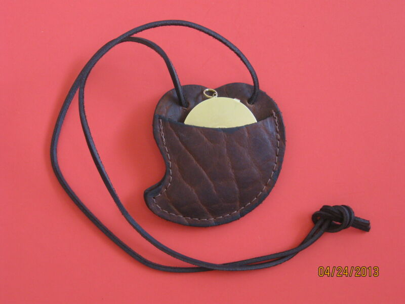Leather Sheath for Ted Cash Universal Percussion Capper Muzzleloading