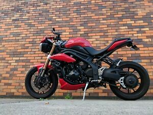 2012 Triumph Speed Triple, ABS, RWC, Rego