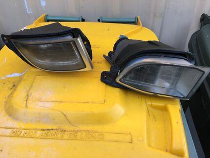 Prado driveing lights
