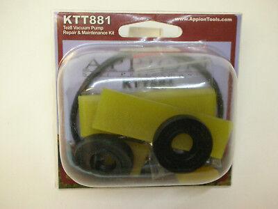 Ktt881 - Rebuild Kit For An Appion Tez8 8 Cfm Vacuum Pump
