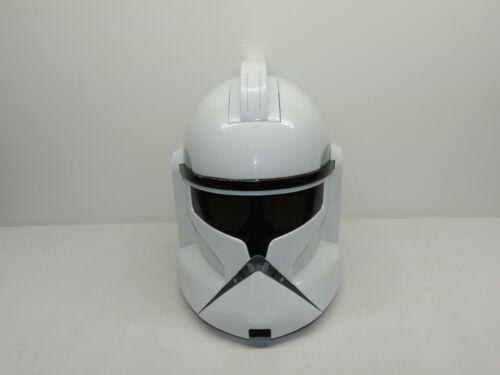 Star Wars Clone Trooper Talking Voice Changer Helmet Hasbro