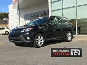 Toyota RAV4 AWD LIMITED 2013 - Toit - Cuir - Mags